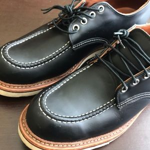 RED WING SHOES MADE IN USA IN REDWING MINNESOTA 12